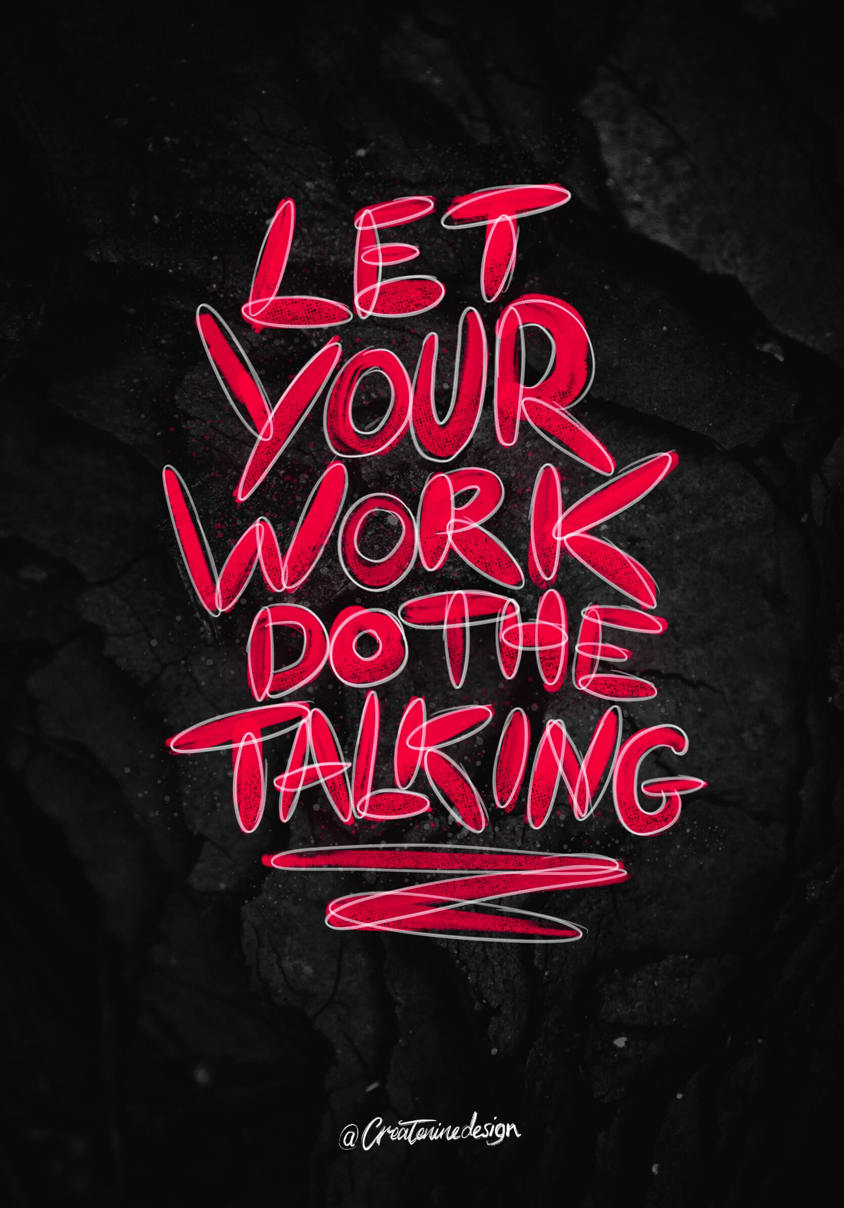 Philip Martland - Let Your Work Do The Talking