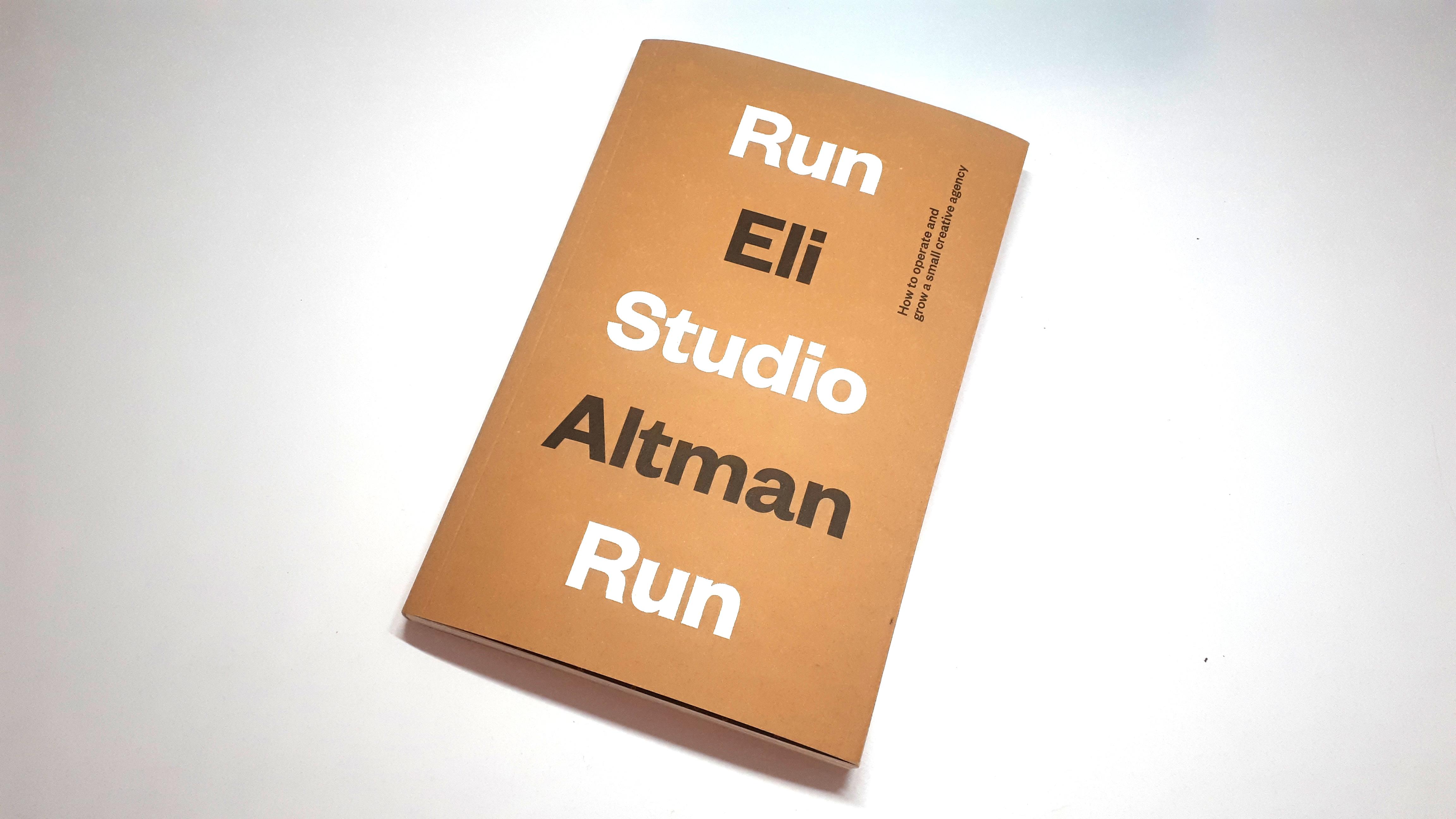 Run Studio Run by Eli Altman