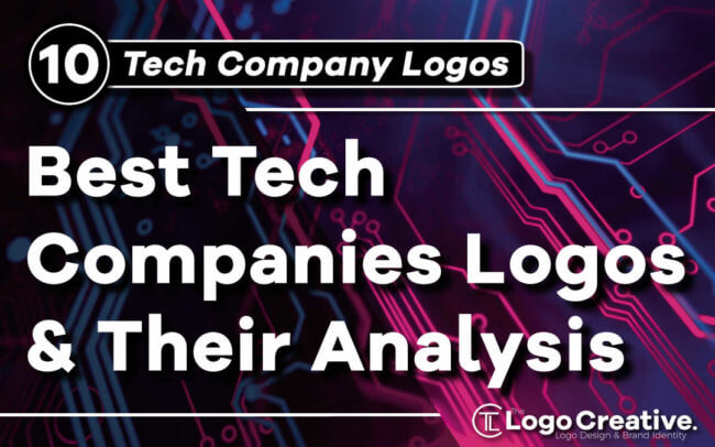 10 Best Tech Companies Logos & Their Analysis