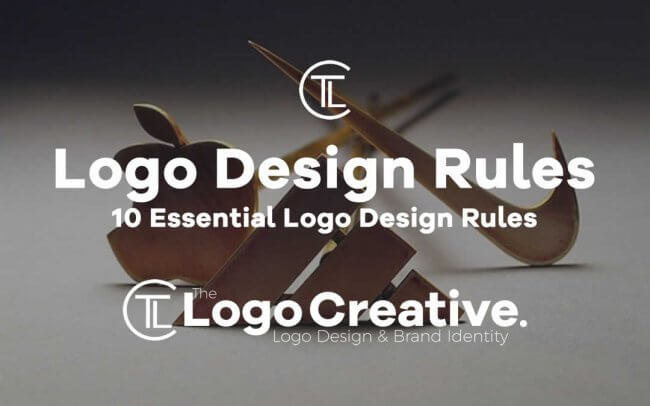10 Essential Logo Design Rules