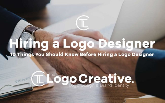 10 Things You Should Know Before Hiring a Logo Designer