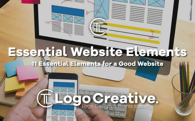 11 Essential Elements for a Good Website