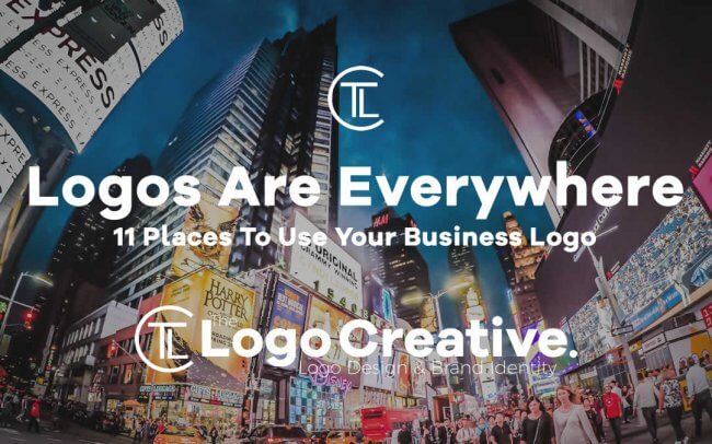 11 Places To Use Your Business Logo