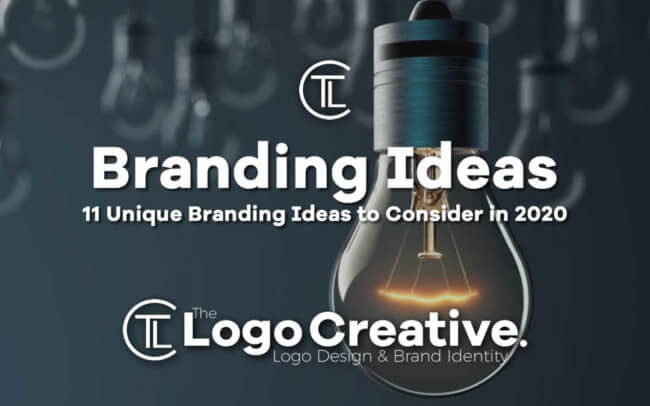 11 Unique Branding Ideas to Consider in 2020