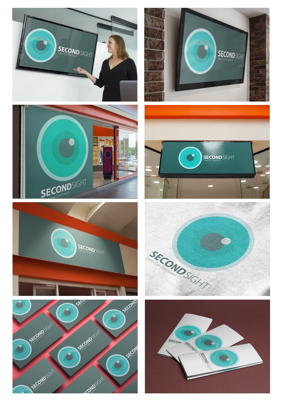 Second Sight Logo Design & Branding - Rotherham, South Yorkshire