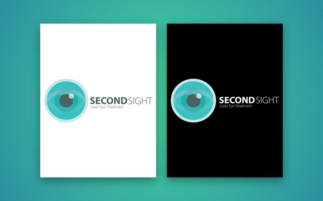 Second Sight Logo & Brand Identity Design