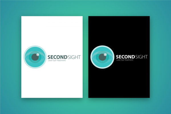 Second Sight Logo & Brand Identity Design