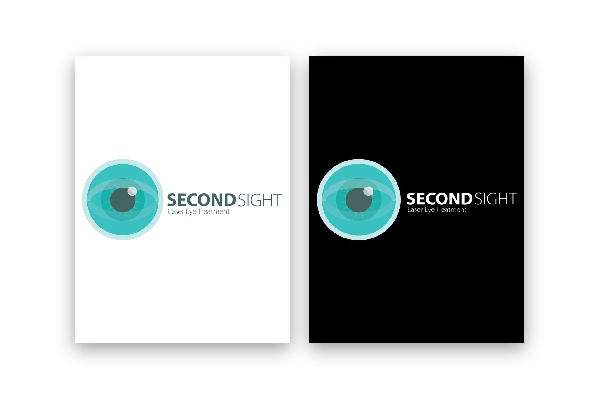 Second Sight Logo Design and Brand Identity