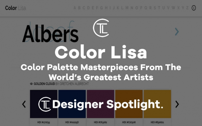 Color Lisa Color Palette Masterpieces From The World's Greatest Artists