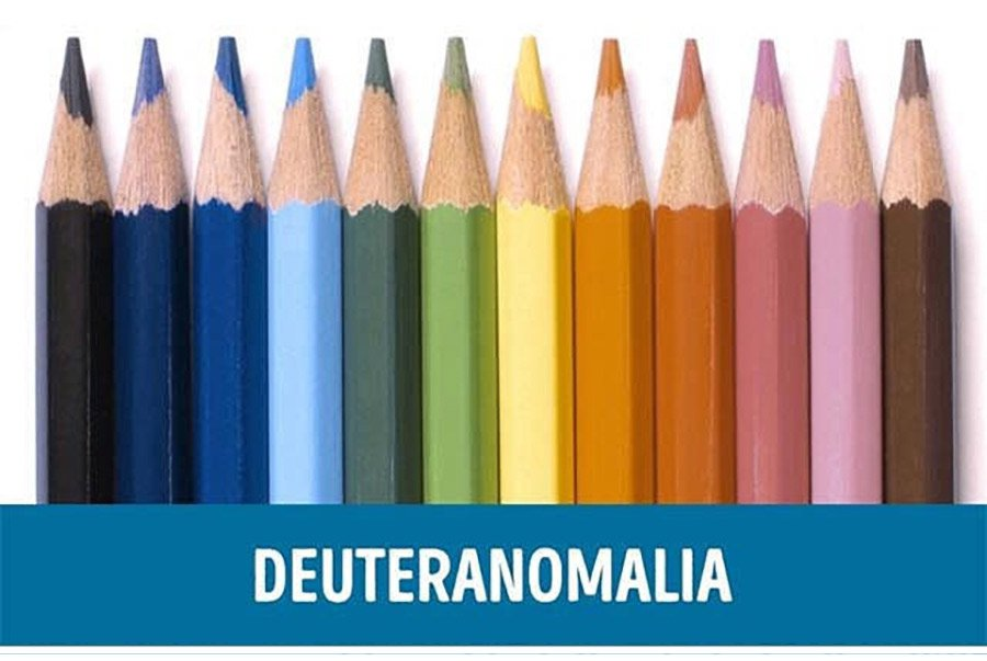 Color-blindness-demonstration-Deuteranomalia-Vision