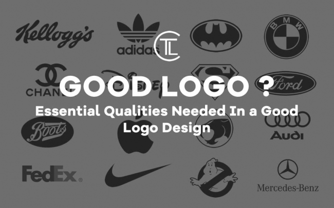 Essential Qualities Needed In a Good Logo Design