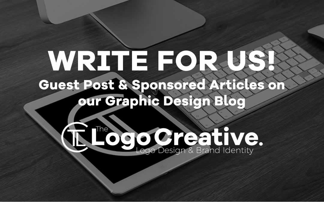 Guest Post & Sponsored Articles on Our Graphic Design Blog
