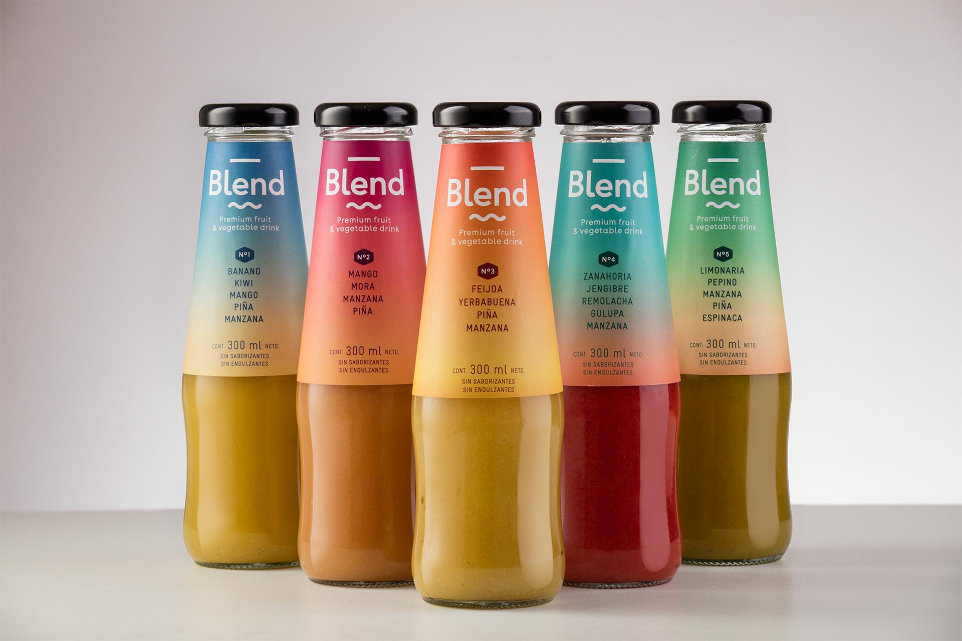 More packaging design via Behance