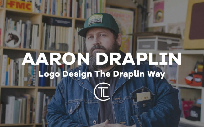 Aaron Draplin - Logo Design The Draplin Way