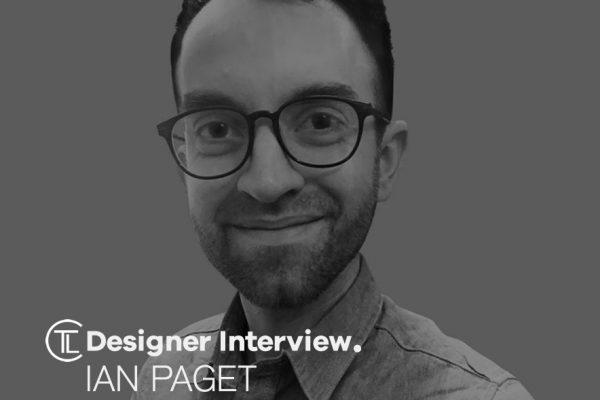 Ian Paget - Designer Interview