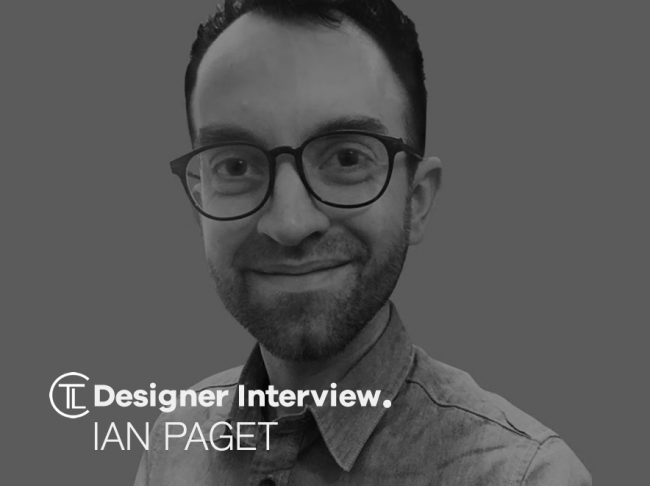 Ian Paget - Designer Interview