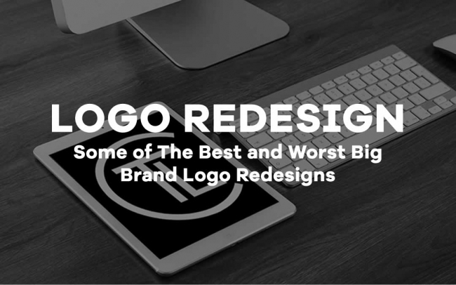 Some of The Best and Worst Logo Redesigns