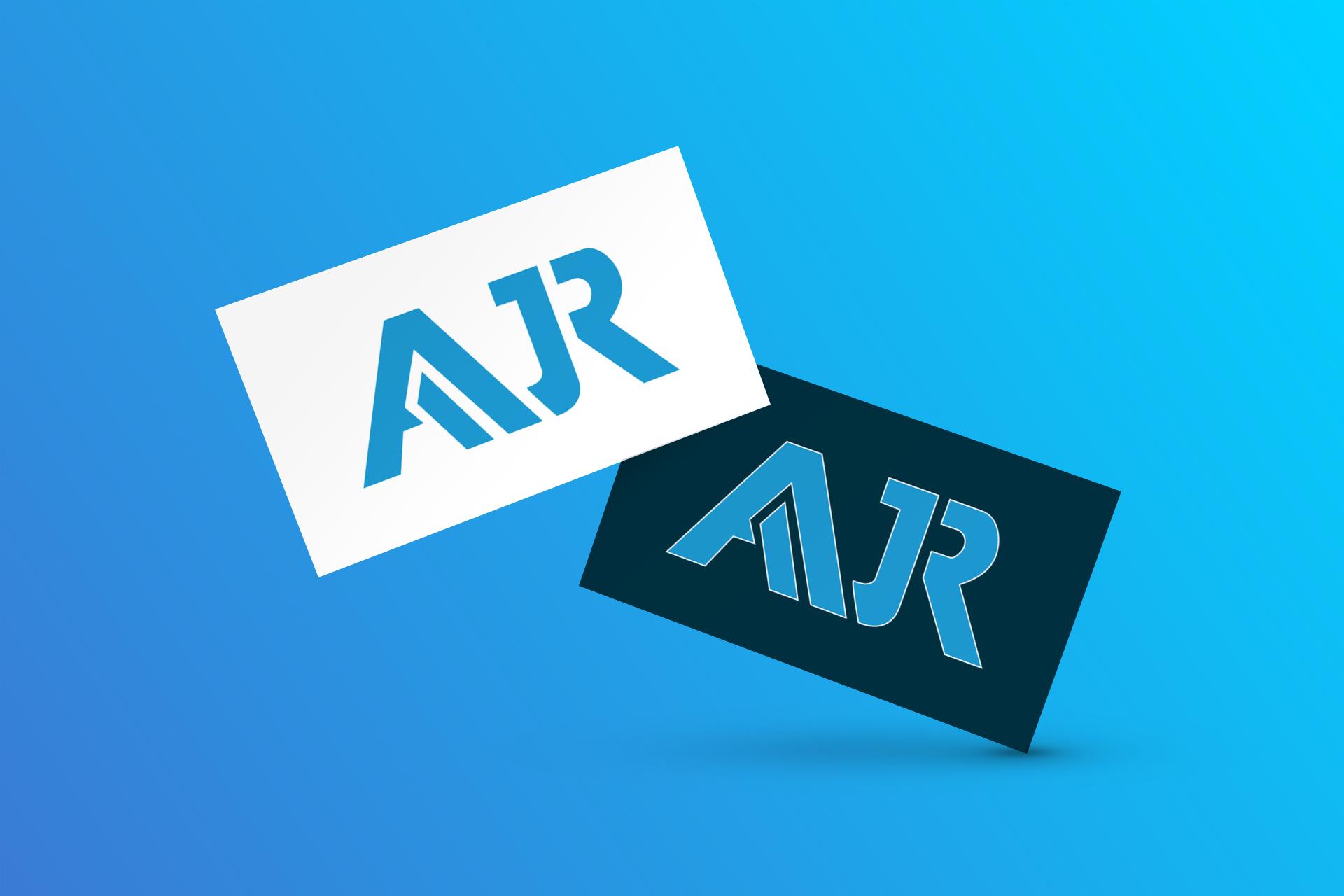 AJR Logo & Visual Brand Identity Design_2