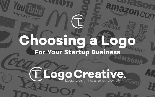 Choosing a Logo For Your Satrtup Business