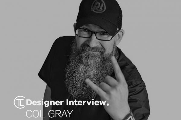 Col Gray - Designer Interview