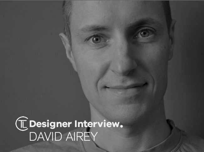 Designer Interview with David Airey