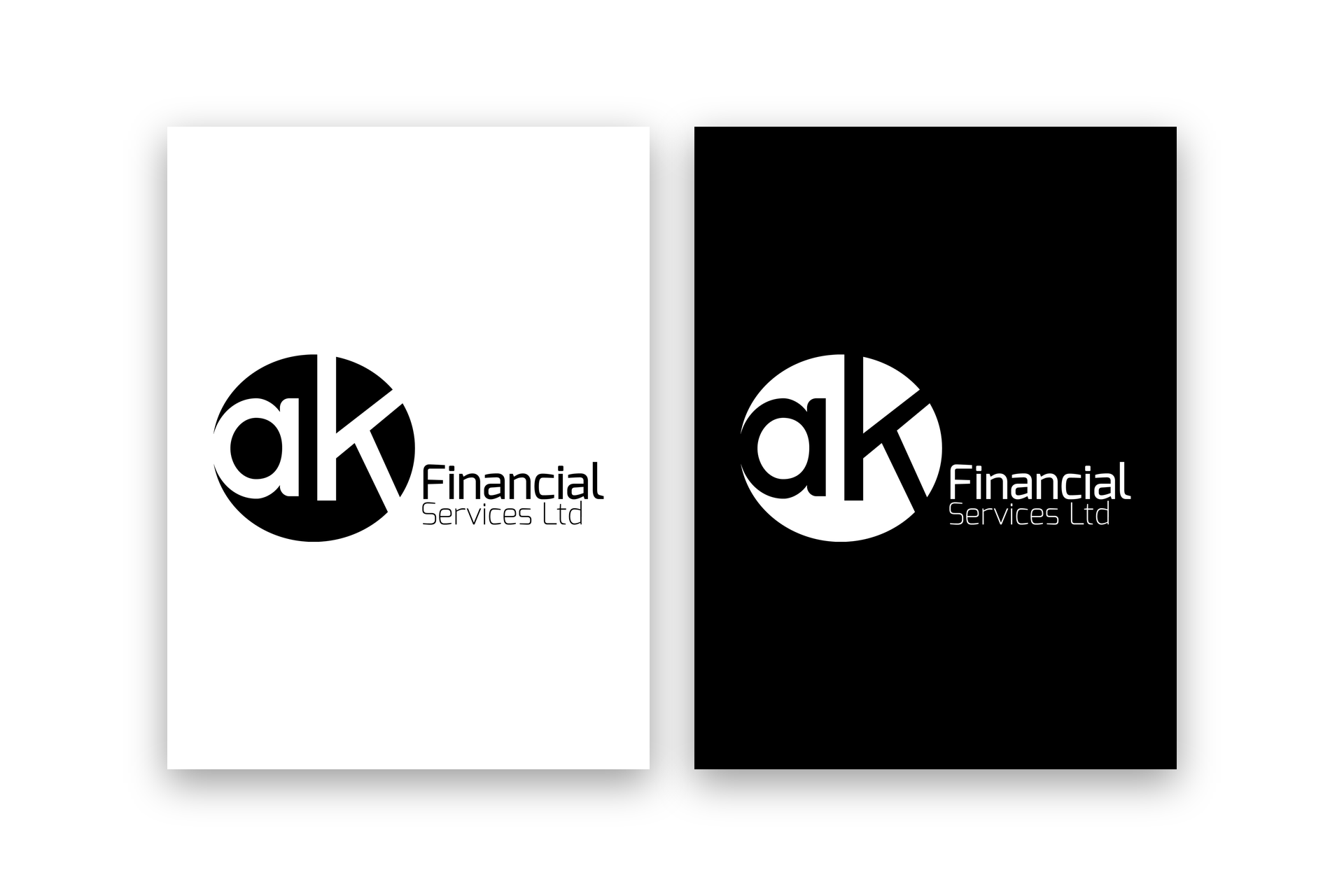 ak Financial Logo & Brand Identity Design_3