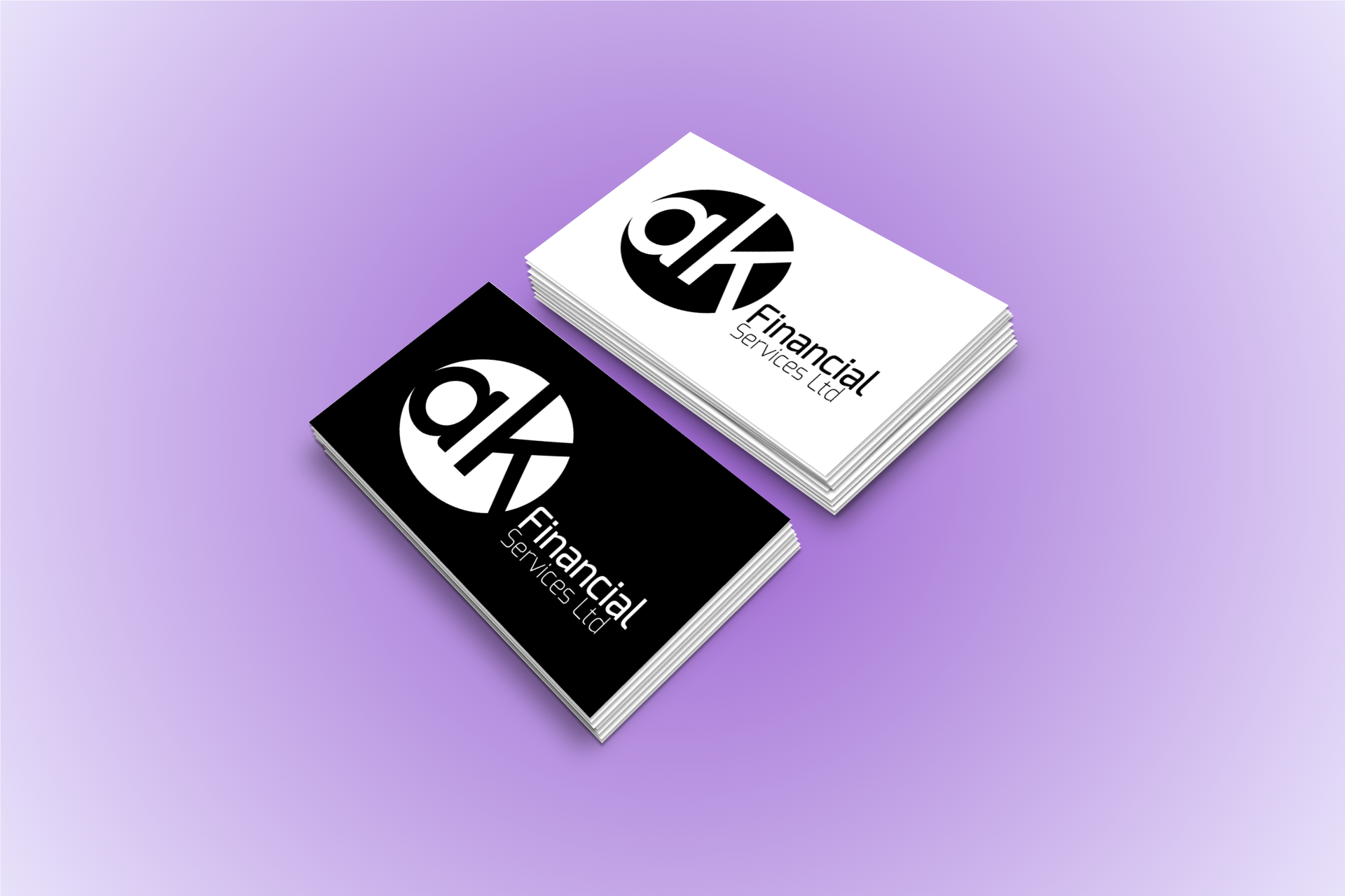 ak Financial Logo & Visual Brand Identity Design Layout_Cover._6
