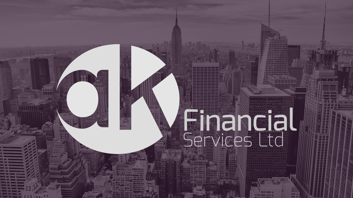 ak Financial Services Logo and Brand Identity Design-9