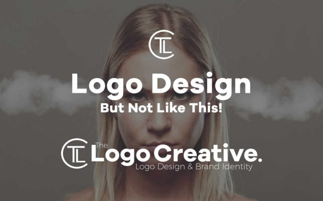 Logo Design, But Not Like This