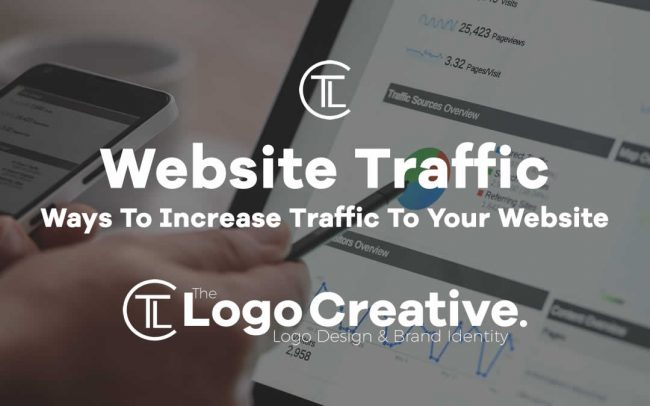 Ways To Increase Traffic To Your Website.
