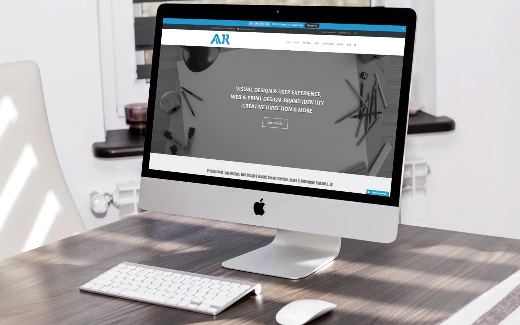 web designer, Rotherham, Sheffield, Doncaster, Barnsley, South Yorkshire, UK