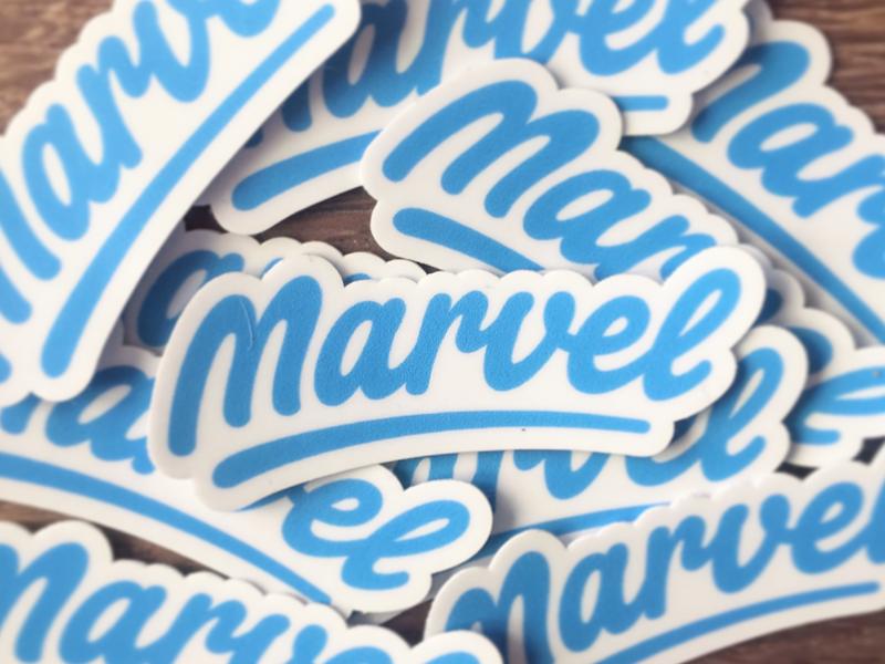 Marvel Brand Identity Sportlight