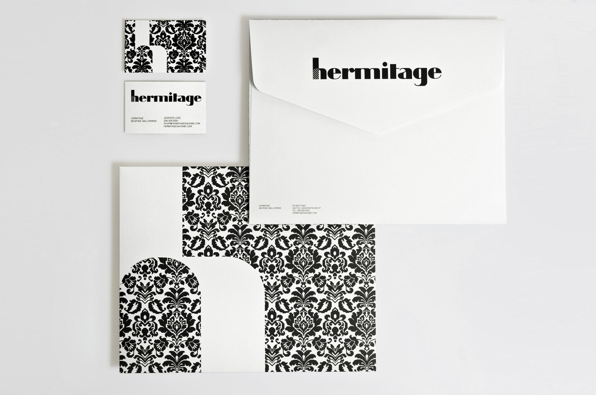 Hermitage Brand Identity Spotlight