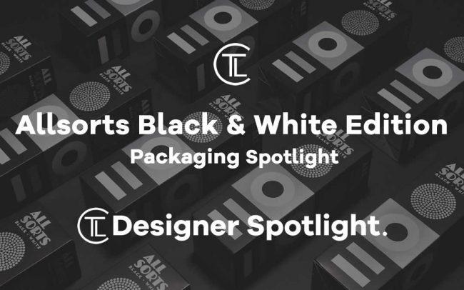 Allsorts Black & White Edition