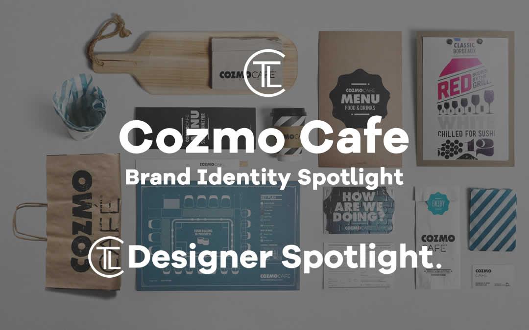 Cozmo Cafe Menu