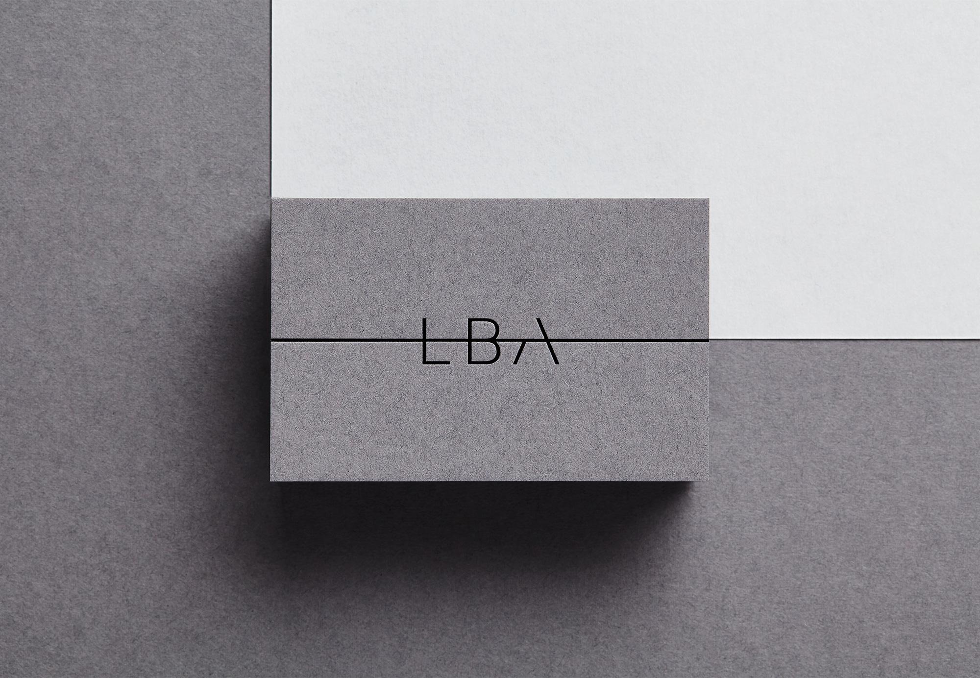 Lynsay Bell Architecture Brand Identity Spotlight