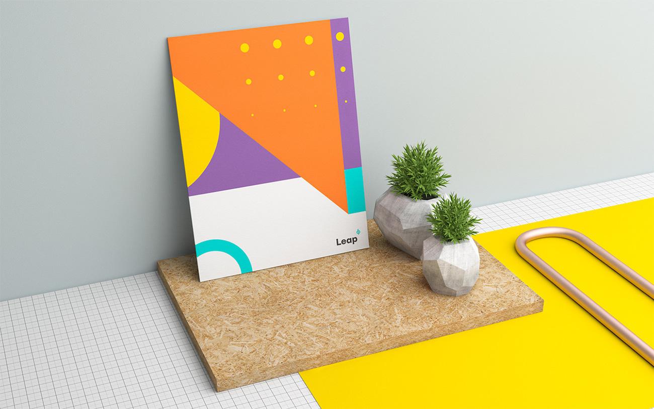 Leap Brand Identity Spotlight