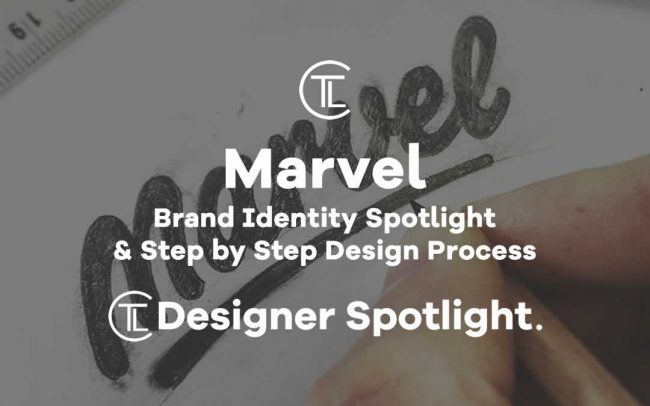 Marvel Brand Identity Spotlight