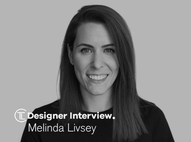 Designer Interview With Melinda Livsey