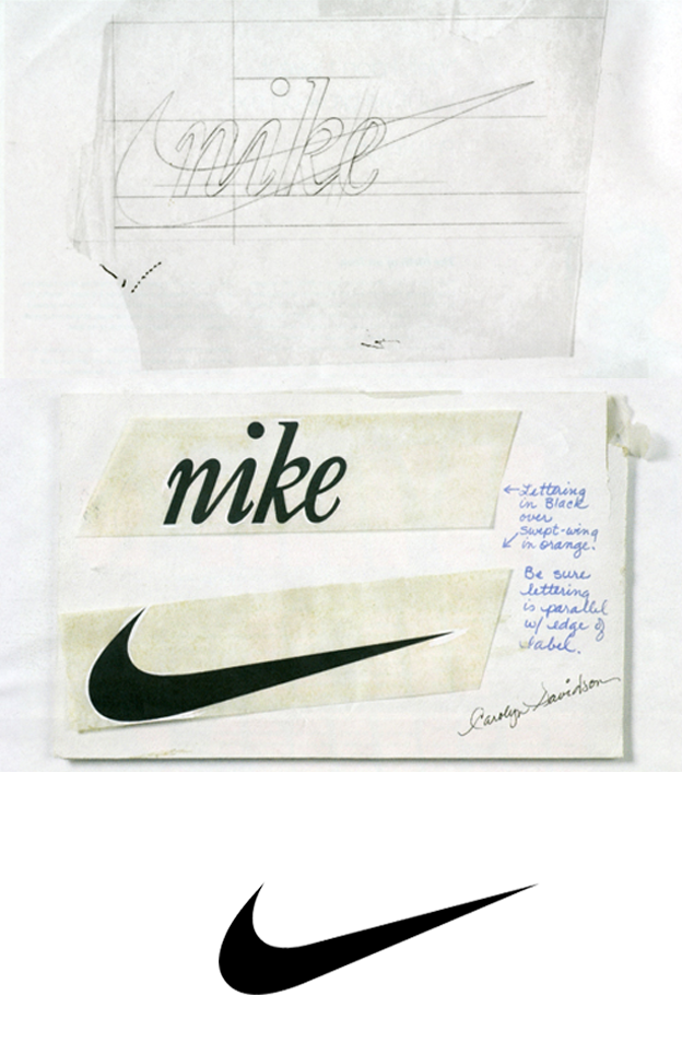 Nike Logo Design History and Evolution