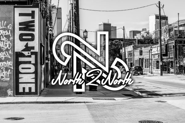 North 2 North Logo Design, Clothing Brand