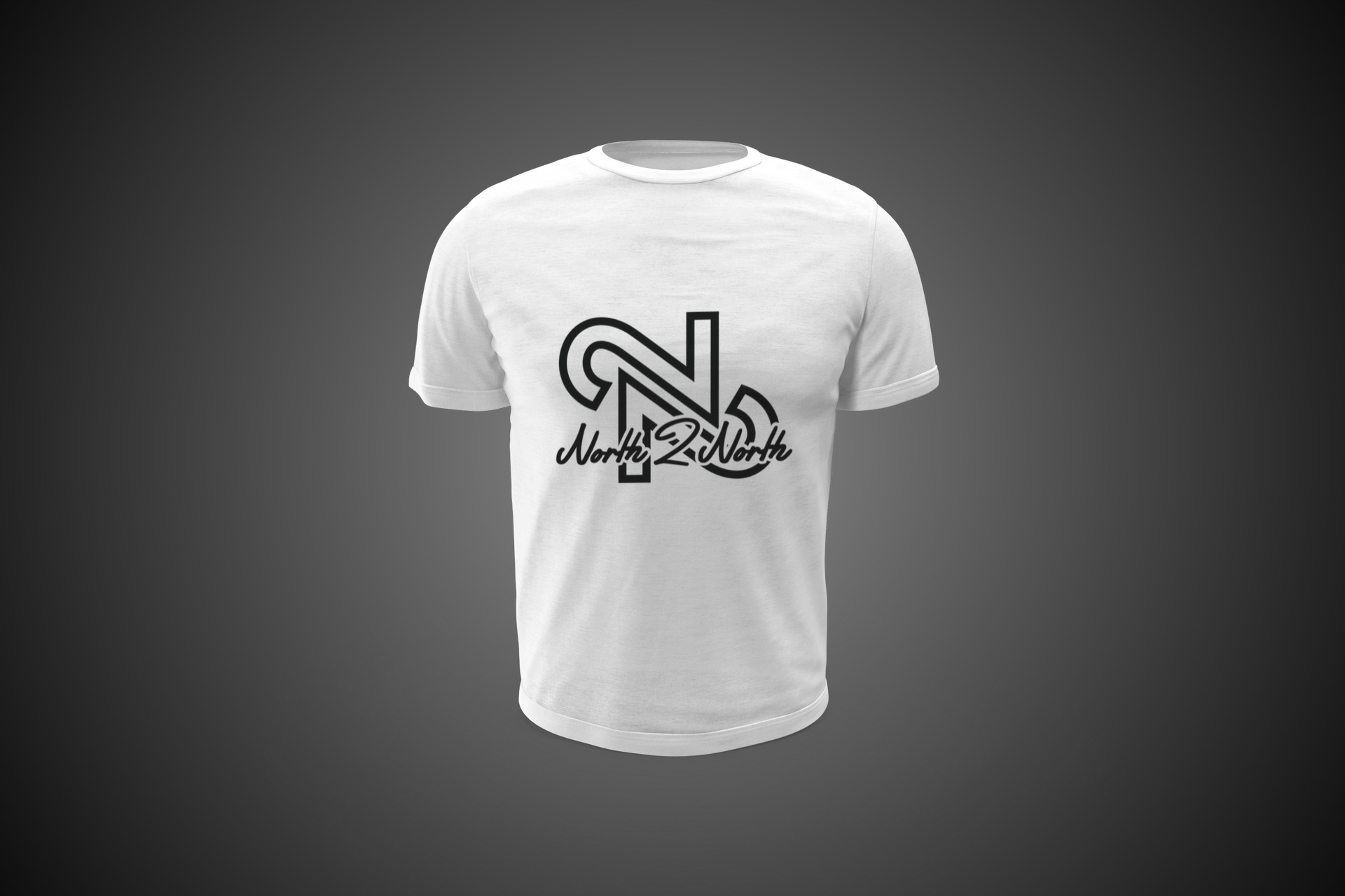 North 2 North Logo Design Clothing Brand