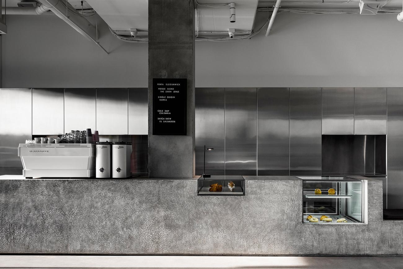 Penta Cafe Brand Identity Spotlight