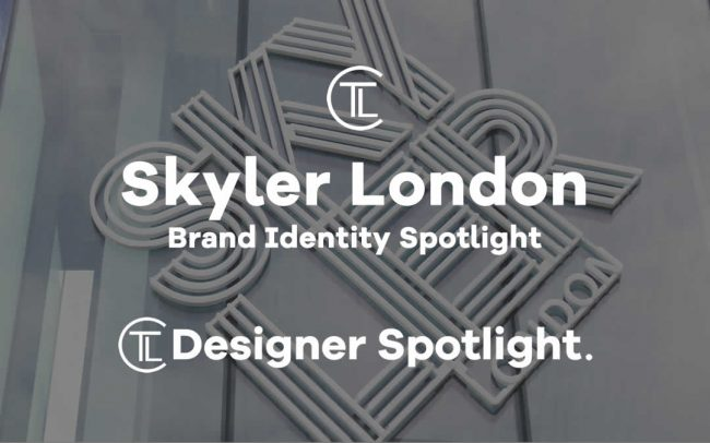Skyler London Brand Identity Spotlight
