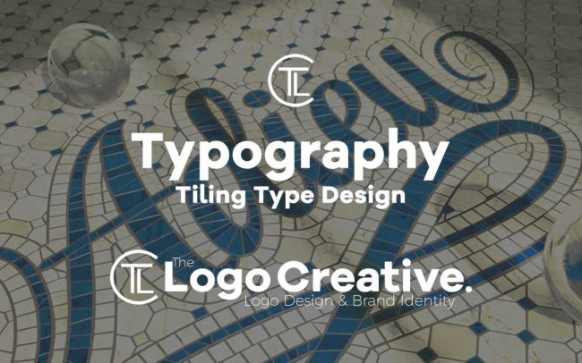 Typography - Tiling Type Design