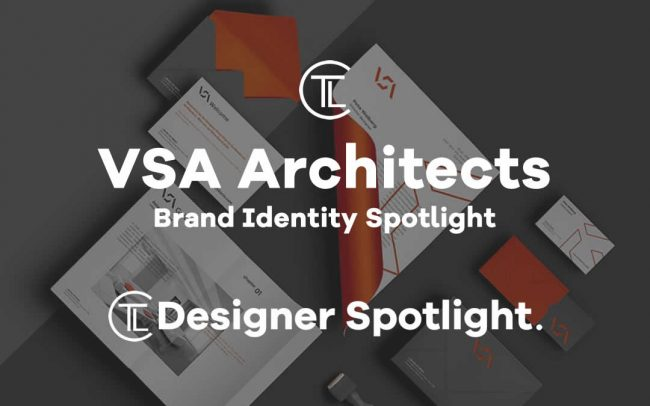 VSA Architects Brand Identity Spotlight