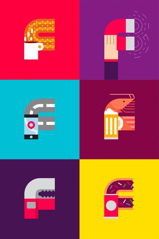 Fórmula Creativa Brand Identity Spotlight