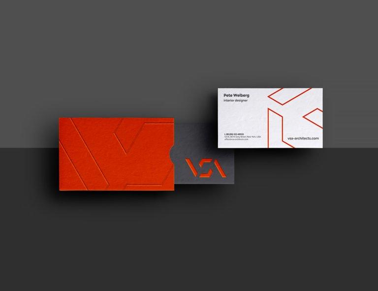 VSA Architects Brand Identity Spotlight