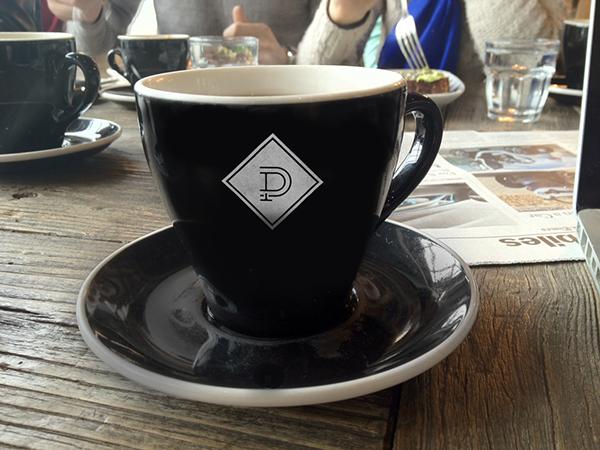 Daily Press Coffee Brand Identity Spotlight