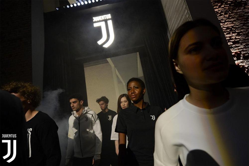 Juventus Brand Identity Spotlight